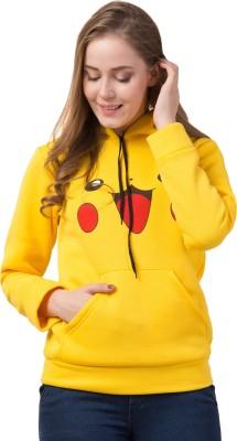 Funday Fashion Full Sleeve Printed Women Sweatshirt