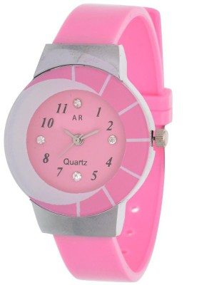 Lambent pink01 Analog Watch   For Girls