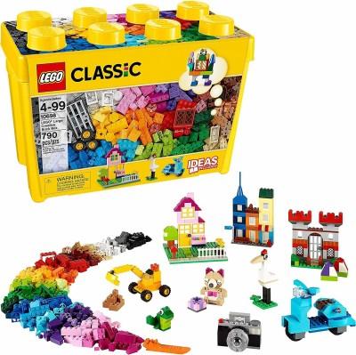 LEGO Classic Large Creative Brick Box [Cat_6022] Multicolor LEGO Blocks   Building Sets
