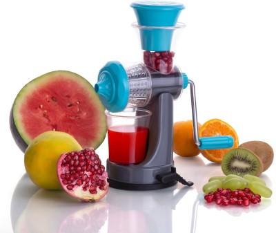 Vittamix Plastic Hand Juicer Blue Nano Fruit & Vegetable(Blue Pack of 1)
