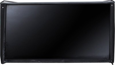 Glassiano GI_TVC_PVC_TRANS_29x19x3_32In_Blufury for 32 inch LED  - For LG Blufury Smart LED 32 Inch LED TV(Transparent)