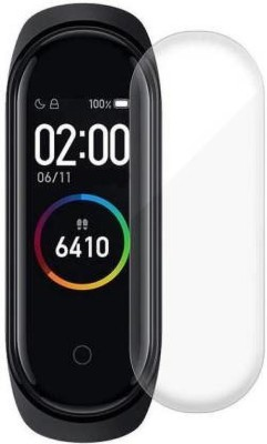Wow Imagine Screen Guard for Xiaomi Mi Band 4 Pack of 2