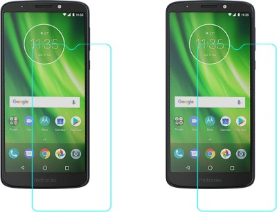 ACM Tempered Glass Guard for Motorola Moto G6 Play(Pack of 2)