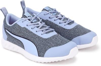 Puma Cruxston Wn s MU IDP Running Shoes For Women(Blue)