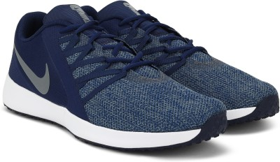 Nike VARSITY COMPETE TRAINER Training & Gym Shoes For Men(Blue) 1