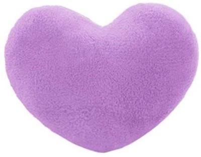 Priya Soft Heart Shape Cushion Purple 30cm   30 cm Purple    30 cm Purple Priya Soft Toys