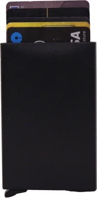 Sammit 6 Card Holder(Set of 1, Black)