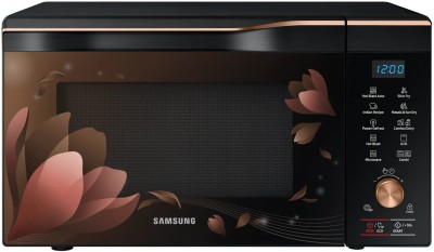 SAMSUNG 32 L Convection Microwave Oven(MC32K7056CC, Black)