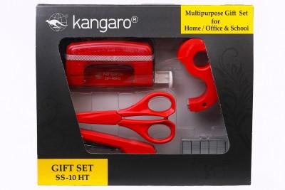 Kangaro Stationery Sets  Office Set  (Red)