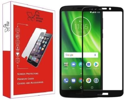 Efficia Edge To Edge Tempered Glass for Motorola Moto G6 Play(Pack of 1)