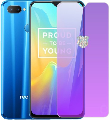 Case Creation Screen Guard for Realme 5 Pro(Pack of 1)