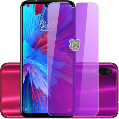 Case Creation Tempered Glass Guard for Xiaomi Redmi Note 7S(Pack of 1)