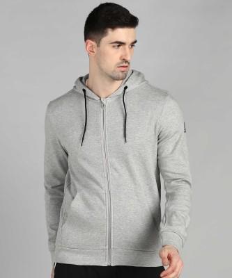 ADIDAS Full Sleeve Solid Men Sweatshirt