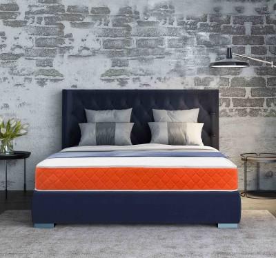 SleepX Dual Medium Soft & Hard 6 inch Queen Bonded Foam Mattress