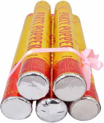 AAYUSHMAAN NX Confetti(Yellow, Red, Pack of 5)