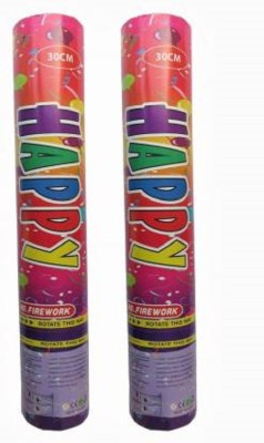 AAYUSHMAAN NX Confetti(Multicolor, Pack of 2)