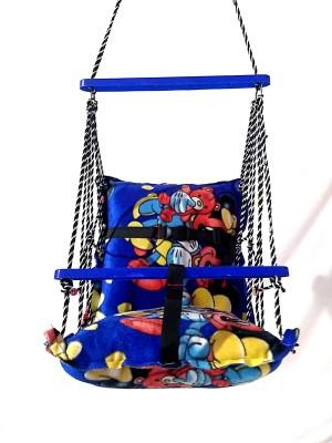 Radhey Preet Cotton Small Swing(Blue)