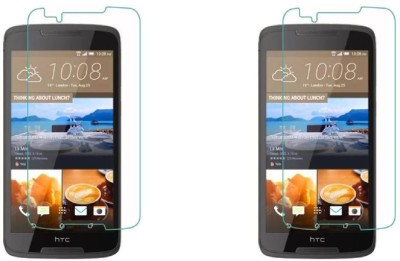 CART SUTRA Impossible Screen Guard for HTC Desire 828 Dual Sim(Pack of 2)
