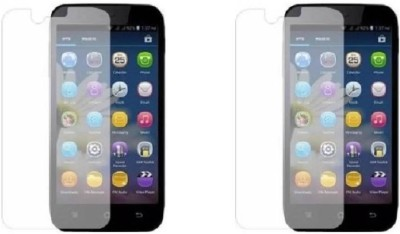 CART SUTRA Impossible Screen Guard for Karbonn Titanium S2 Plus(Pack of 2)