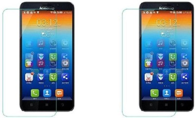 CART SUTRA Impossible Screen Guard for Lenovo S660(Pack of 2)