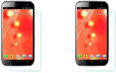 CART SUTRA Impossible Screen Guard for Micromax Canvas A116I(Pack of 2)