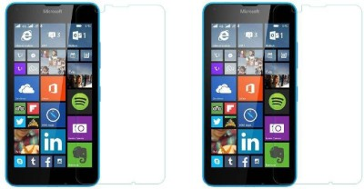 CART SUTRA Impossible Screen Guard for Microsoft Lumia 640 Xl(Pack of 2)
