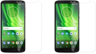 CART SUTRA Impossible Screen Guard for Motorola Moto G6 Play(Pack of 2)