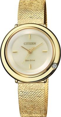Citizen EM0642-87P Analog Watch - For Women