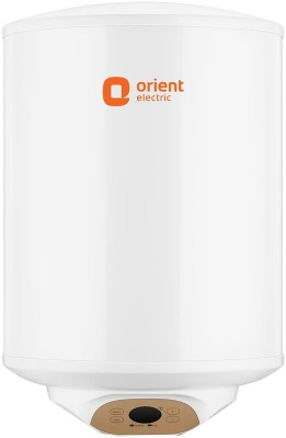 Orient Electric 15 L Storage Water Geyser (Ecowonder Digital, White)