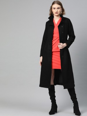 Athena Wool Solid Coat