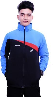 PKR SPORTS Full Sleeve Solid Men Jacket