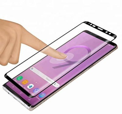 Defers Edge To Edge Tempered Glass for Samsung Galaxy Note 9(Pack of 1)