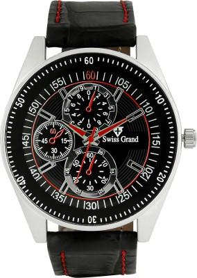 Swiss Grand SG 1158 Grand Analog Watch   For Men Swiss Grand Wrist Watches