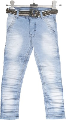 Nifty Slim Boys Light Blue Jeans Nifty Kids' Jeans