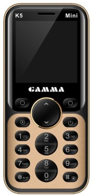 GAMMA K5 mini(Gold & Black)