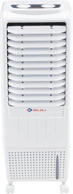Bajaj 12 L Room/Personal Air Cooler(White, TMH 12)