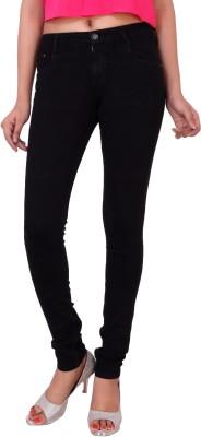 Airways Slim Women Black Jeans Airways Women's Jeans