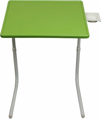 SHINEVO Plastic Portable Laptop Table(Finish Color - Green)