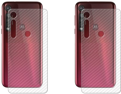 VaiMi Back Screen Guard for Moto G8 Plus(Pack of 2)