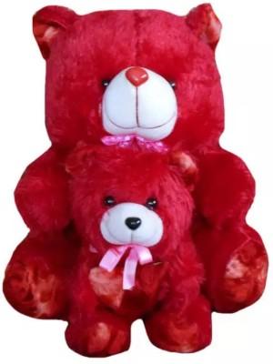 Ktkashish Toys Kashish Cute Bay With Red Teddy Bear 25 Inch   25 Red Ktkashish Toys Soft Toys