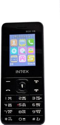 Intex Eco 115(Black+Grey)
