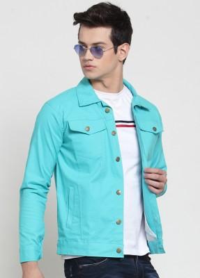 VOXATI Full Sleeve Solid Men Jacket