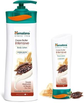 Himalaya Cocoa Butter Intensive Body Lotion (400ml + 100 ml)(500 ml)