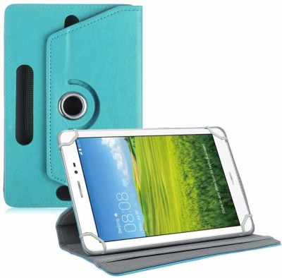 TGK Book Cover for Huawei Honor T1 S8-701U 8 inch Tablet(Blue, Cases with Holder)