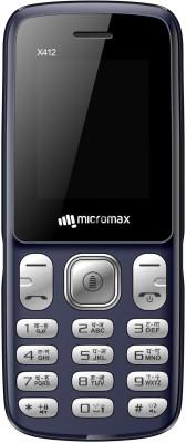 Micromax X412(Blue)