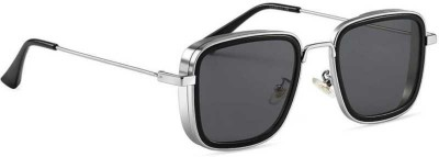 FERRET Wayfarer, Retro Square, Rectangular, Rectangular Sunglasses(For Boys)