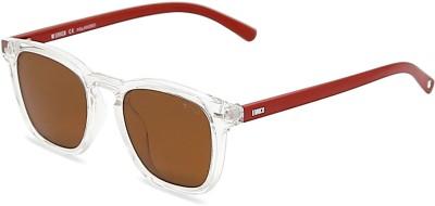 Enrico Wayfarer Sunglasses(Red)