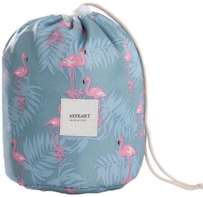 Xeekart Cosmetic Makeup Bag Travel Travel Toiletry Kit Blue