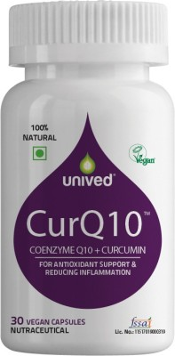 Unived CurQ10 Supplement (30 Capsules)