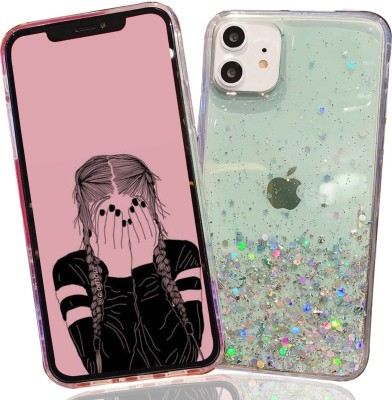 KC Back Cover for Apple iPhone 11(Transparent, Shock Proof, Silicon)
